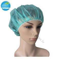 cepure-zala-beretes-tipa-mediciniskais-apgerbs-kirurgiska-vela-cimdi-specialais-medicinsikais-apgerbs-cepures-kina-medicinaspreces.lv