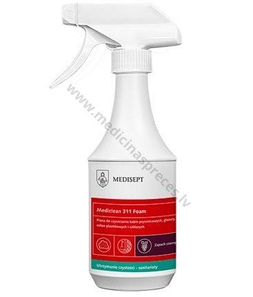 mediclean-311-foam-tirisanas-putas-vannas-istabai-tirisanas-un-mazgasanas-lidzekli-sanitaram-telpam-medisept-medicinaspreces.lv