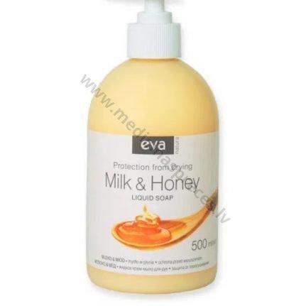 eva-natura-skidras-ziepes-milk-&-honey-skaistumkopsanai-higienai-pollena-eva-medicinaspreces.lv
